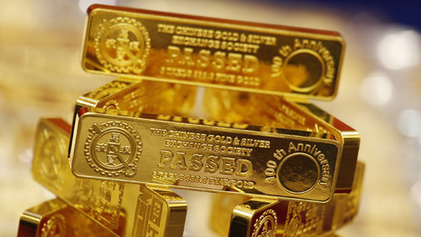 China's secret gold stockpile may be world's 2nd biggest | Gold and What Moves it. | Scoop.it