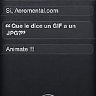 Página para crear mensajes falsos de Siri | VIM | Scoop.it