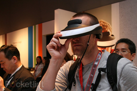 Expert says Augmented reality glasses, unlikely this decade or beyond?! - Pocket-lint | Pervasive Entertainment Times | Scoop.it