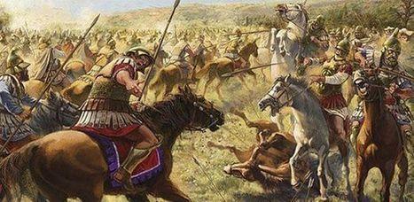 Gránico, la primera victoria de Alejandro en Persia | LVDVS CHIRONIS 3.0 | Scoop.it