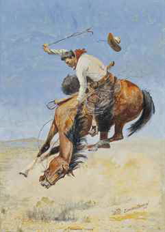Auction of American Western art tops $US17 million | Horses in art and history | Scoop.it