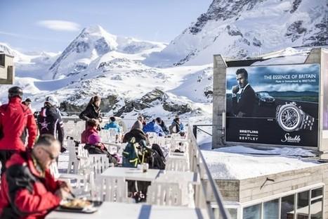 Suisse : APG|SGA Mountain prolonge sa collaboration avec la plus grande entreprise de remontées mécaniques du pays | Visual Communication News | Scoop.it