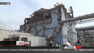 [Eng] Les débris radioactifs à l'extérieur du réacteur n ° 3 enlevés | NHK WORLD English (+vidéo) | Japon : séisme, tsunami & conséquences | Scoop.it