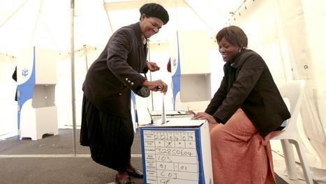 Afrique du Sud: 20 ans de vie démocratique | L'Afrique australe (Afrique du Sud, Namibie, Botswana, Lesotho-Swaziland, Zimbabwe, Mozambique) | Scoop.it