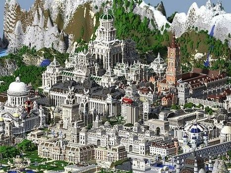 Imperial City Map 1.10.2/1.9/1.8 Minecraft Mod Hile v1.10.3 indir | Learning on the Digital Frontier | Scoop.it