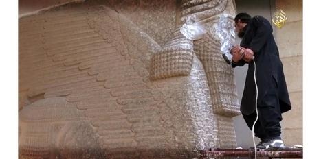 Destruction au musée de Mossoul: l'UNESCO pour une réunion de ... | L'Obs | Kiosque du monde : A la une | Scoop.it