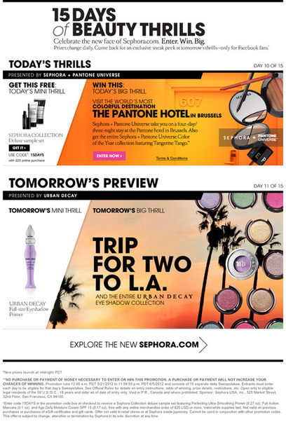 How Sephora Used Facebook to 'Thrill' Its Fan Base   SM   Scoop.it