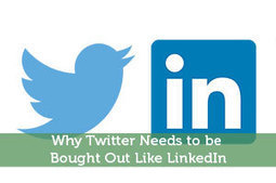 Why Twitter Needs to be Bought Out Like LinkedIn - Modest Money | Modest Money | Scoop.it
