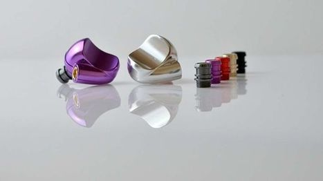 High-End Ear Monitors - The Atlas In-Ear Monitors are Targeted Towards Physically Active People (TrendHunter.com) | Mobile Technology | Scoop.it