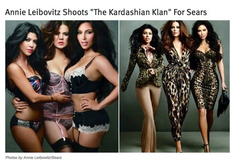 Annie Leibovitz Shoots The Kardashians for Sears. Yikes. | Chase Jarvis Blog | Xposed | Scoop.it