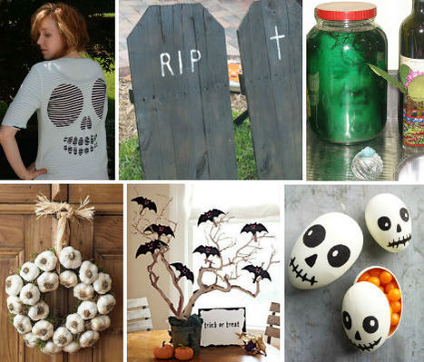 World's Strangest   13 Eco-Friendly Halloween Crafts   scatol8®   Scoop.it