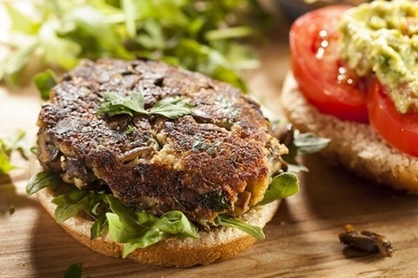 The Ultimate Guide to Vegan Burgers (Brands + Recipes) - Go Dairy Free | Vegan Food | Scoop.it