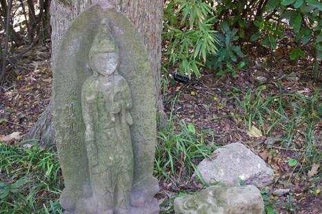 One Artist Is Telling the Story of a Forgotten Japanese Garden in Kidd Springs ... - Dallas Observer | Zen Gardens | Scoop.it