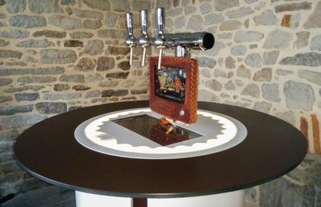 NDMAC, le bar connecté a été inventé... en Bretagne !   Hightech, domotique, robotique et objets connectés sur le Net   Scoop.it