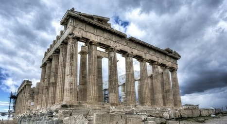 Athenian Wealth: Millions of Silver Coins Stored in Parthenon Attic | LVDVS CHIRONIS 3.0 | Scoop.it