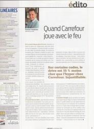 Carrefour et les prix différenciés hypers/drives : la pression monte ! « Olivier Dauvers | La digitalisation de la Grande Distribution | Scoop.it