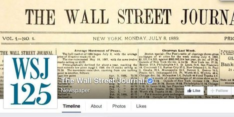 Wall Street Journal's Facebook Page Hacked - Huffington Post | All About Facebook | Scoop.it