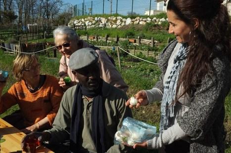Le jardinage, créateur de liens sociaux dans les «quartiers» | Nature et urbanisme | Scoop.it