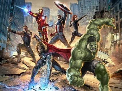 Male superhero Avengers drawn as women highlights sexism in comic culture | English Popular culture | Scoop.it