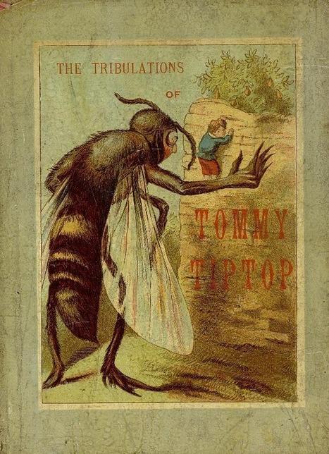 Plus de 6000 livres jeunesse du XIXe siècle numérisés par l'université de Floride | BiblioLivre | Scoop.it
