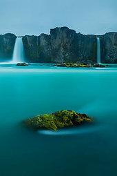 Waterfall of the Gods in Iceland | Unbelievable Waterfalls | Waterfalls | Scoop.it