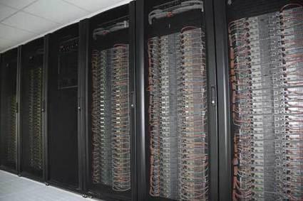 Il Centro Ricerche ENEA di Portici inaugura il supercomputer CRESCO4 | tecnologia | Scoop.it