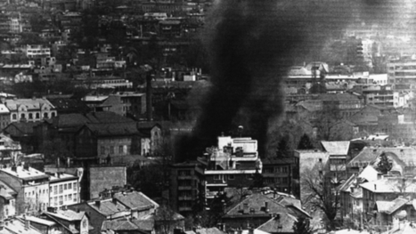 Decades After Siege, Sarajevo Still Divided | Sinica Geography 400 | Scoop.it