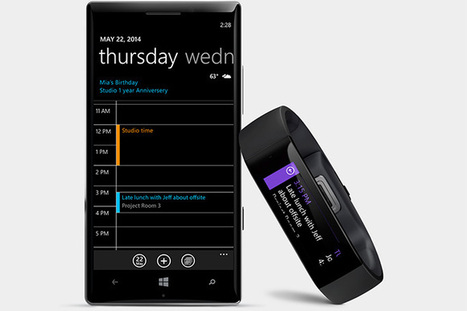 Buy Microsoft Band - Microsoft Store   Interactions Design, Innovations and Technologies   Scoop.it