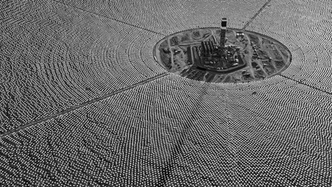 Dubai Is Building the World's Largest Concentrated Solar Power Plant | Arabian Peninsula | Scoop.it