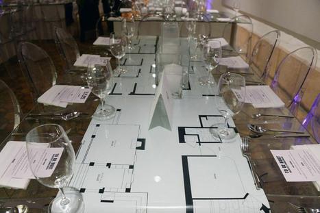 architects dinner at the wolfsonian museum: to be built in miami - designboom | architecture & design magazine | Plastics in Art | Scoop.it
