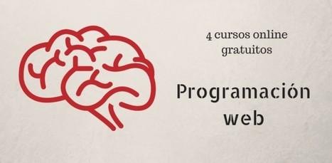 4 cursos gratuitos online de programación web | El Mundo del Diseño Gráfico | Scoop.it