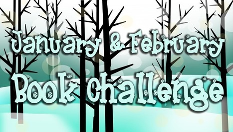 January & February Book Challenge | Mighty Little Librarian | Jenny's Mashup of Anything Library | Scoop.it