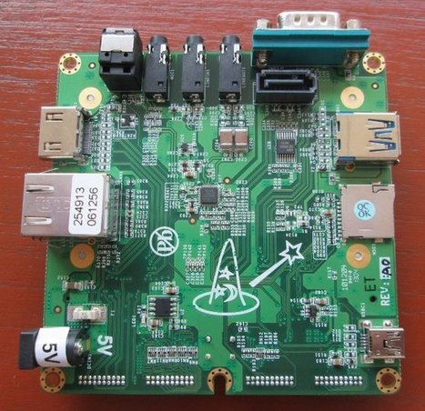 Wandboard Dual Unboxing and Quick Start Guide | Embedded Systems News | Scoop.it
