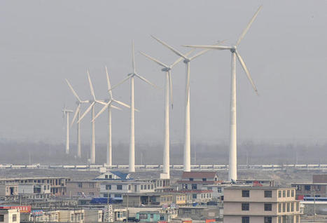 China leads the way with clean-tech | Restorative Developments | Scoop.it