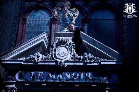 The Manoir of Paris | PARISCityVISION | Visit Paris | Scoop.it