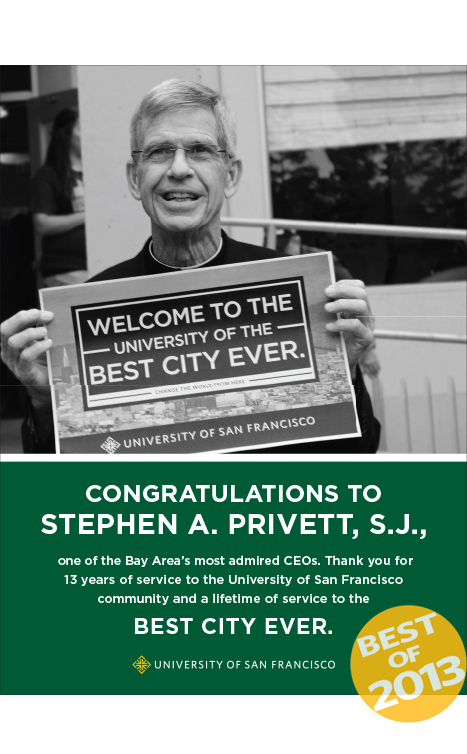 Best of 2013: USF in the City | Explore Talent | Scoop.it