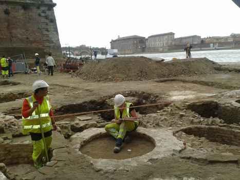 Toulouse: Le musée Saint-Raymond déterre les fouilles | Musée Saint-Raymond, musée des Antiques de Toulouse | Scoop.it