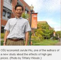 OSU Study: Gas prices triggered 2007 housing crisis   Timberland Investment   Scoop.it