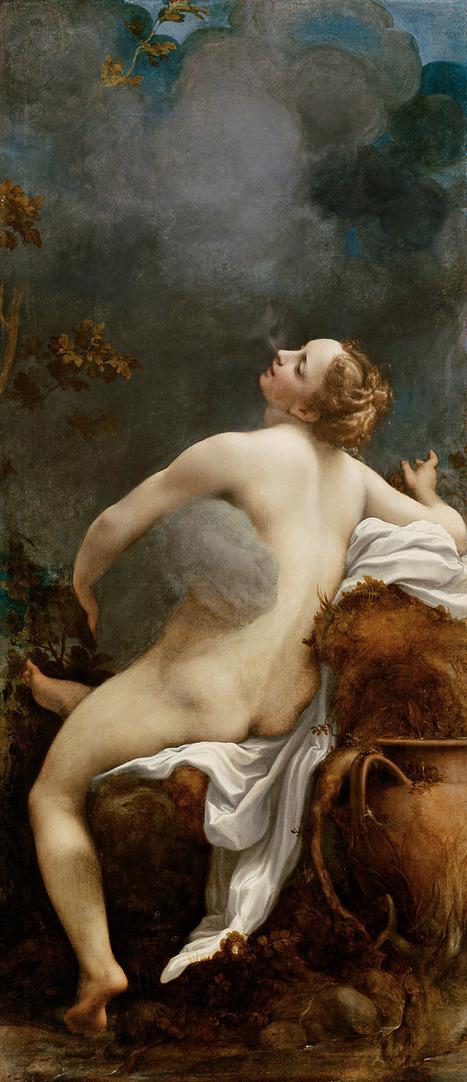 Le Correge (Antonio Allegri da Correggio) Artworks | Artistes d'hier, maîtres d'autrefois... | Scoop.it