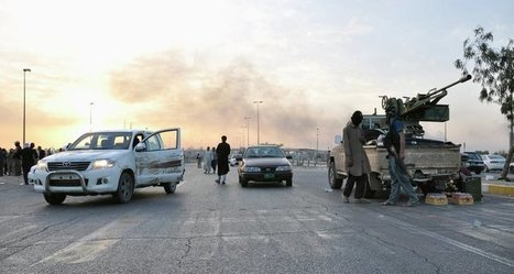 United States and Israeli Military Advisors Accused of Aiding ISIL Arrested in Iraq | Entretien SBNC - Nettoyage Commercial | Scoop.it