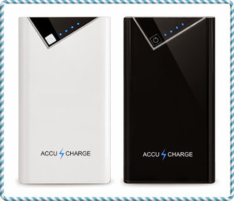 #HolidayGiftGuide: ACCU-CHARGE Universal Dual USB Portable Charger (Discount Code + Giveaway) ~ a rain of thought | A Rain of Thought- Music & Entertainment | Scoop.it