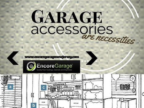 The Secret to the Most Organized Custom Garages ... | All Things New Jersey | Scoop.it