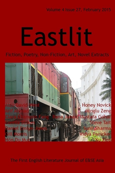 Eastlit February 2015: Asian Literature. Poetry. Fiction, Art. | English Literature and Art in East & South East Asia | Scoop.it