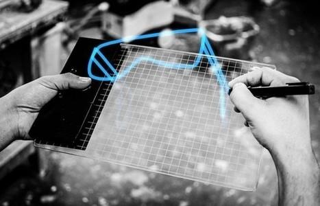 Gravity, para crear diseños 3D utilizando la realidad aumentada | TICs y educación | Scoop.it