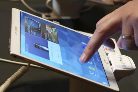 Tablets gehören bald zum Schulalltag | Tablets in der Schule | Scoop.it