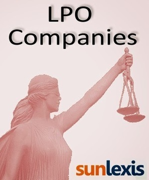 Legal Process Outsourcing India (LPO India), Legal Research Services | Legal Services by Sunlexis.com | Scoop.it