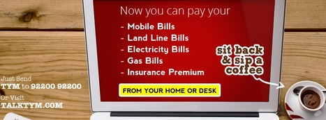Easy and Secure Online Mobile Bill Payments | Online Mobile Recharge | Scoop.it