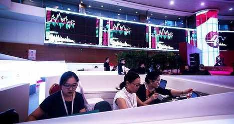 La Chine sévit contre les «traders éclair» | Herbovie | Scoop.it