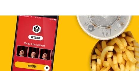 Fry Defender, l'appli McDonald's qui repère les voleurs de frites | Les dernières innovations digitales | Scoop.it