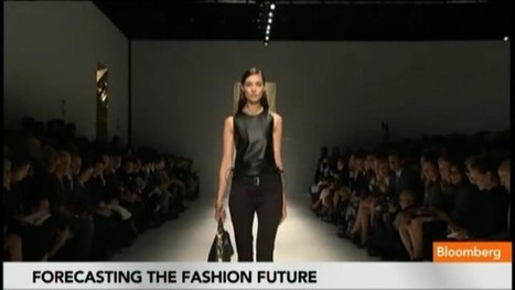 Using Big Data to Forecast the Fashion Future: Video | Social Media | Scoop.it